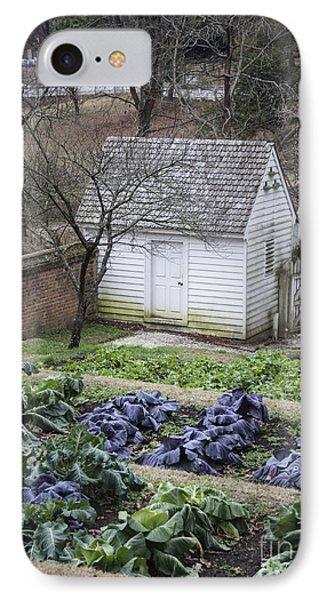 Palace Kitchen Winter Garden IPhone Case