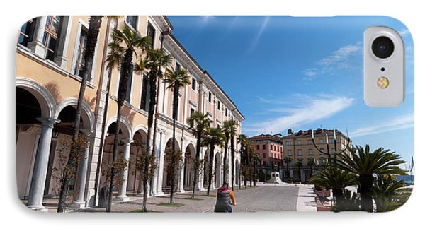 Palace Of The Magnifica Patria, Salo IPhone Case