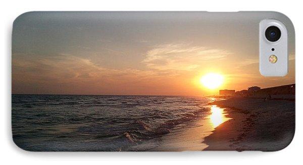 Panama City Beach Sunset IPhone Case