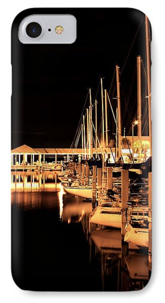 Panama City Marina IPhone Case