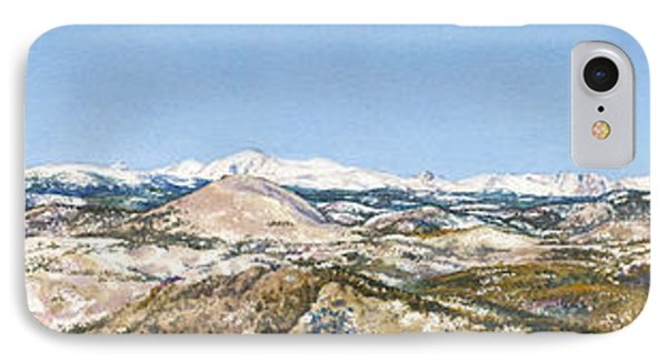 Panorama From Flagstaff Mountain IPhone Case