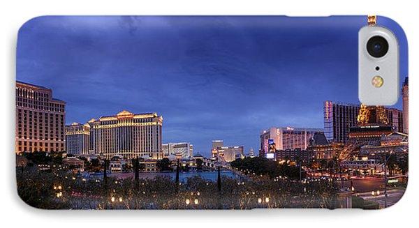 Panorama Of Las Vegas IPhone Case
