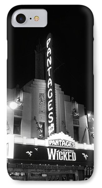 Pantages Theatre IPhone Case