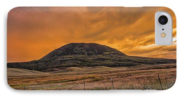 Paradise On Elk Mountain Meadows IPhone Case