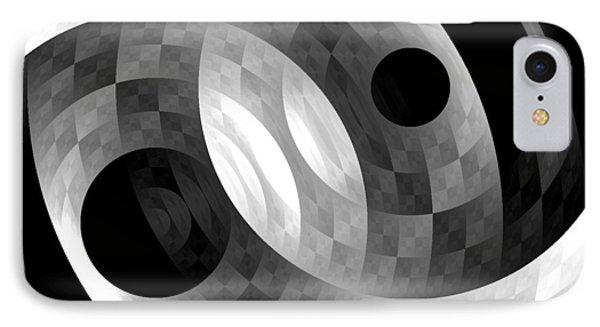 Parallel Universes IPhone Case
