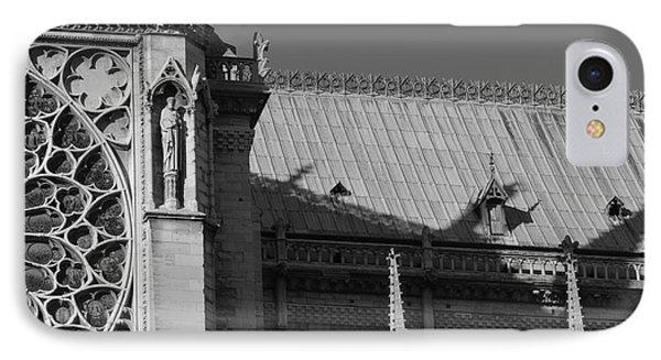 Paris Ornate Building IPhone Case