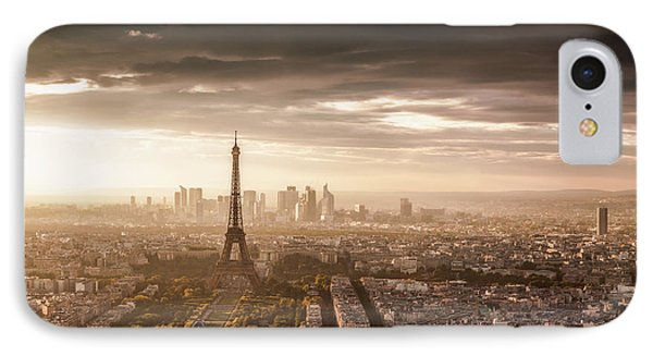 French iPhone 8 Case - Paris Magnificence by Jaco Marx