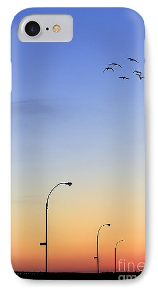 Sky iPhone 8 Case - Passage Into Dawn by Evelina Kremsdorf