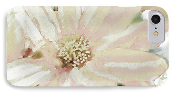 Pastel Daisy Photoart IPhone Case