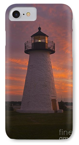 Pastel Sunset At Ned'spoint IPhone Case