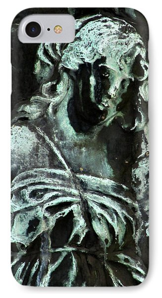 Patina Woman IPhone Case