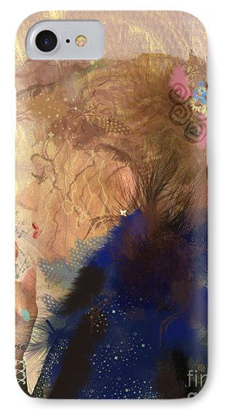 Patricia Prays IPhone Case