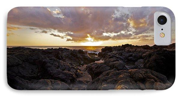 Pau Hana Sunset IPhone Case