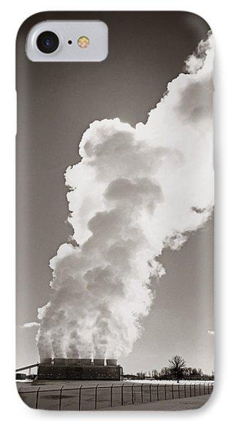 Paul Bunyan's Carbon Footprint IPhone Case