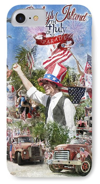 Pawleys Island 4th Of July IPhone Case