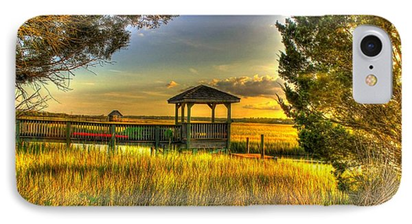 Pawleys Island Sc IPhone Case