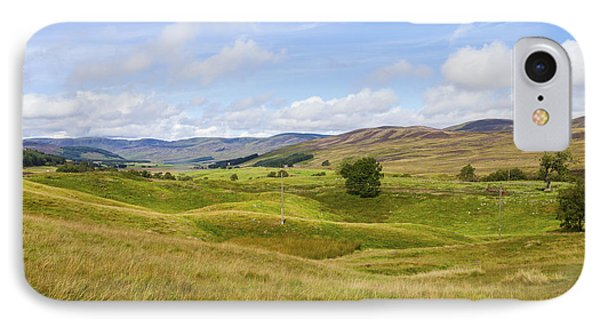 Peace In Glen Clova IPhone Case