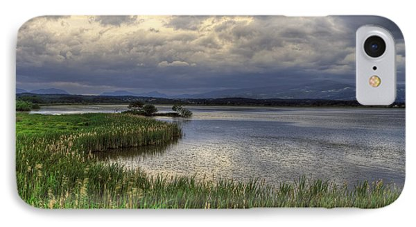 Peaceful Evening At The Lake IPhone Case