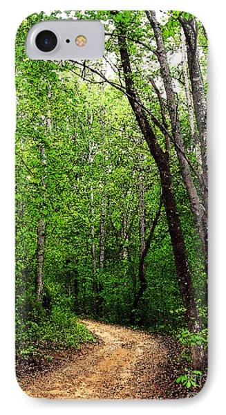 Peaceful Walk IPhone Case