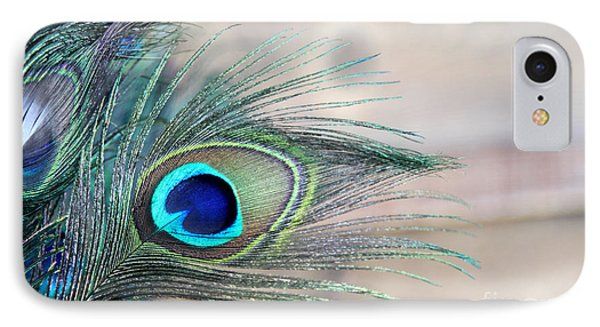 Peacock Eye IPhone Case