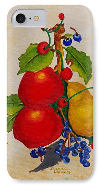 Pear And Apples IPhone Case
