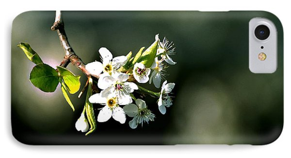 Pear Blossom Digital IPhone Case