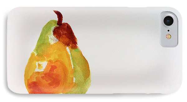 Pear In Autumn IPhone Case