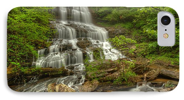 Pearson's Falls - Spring IPhone Case