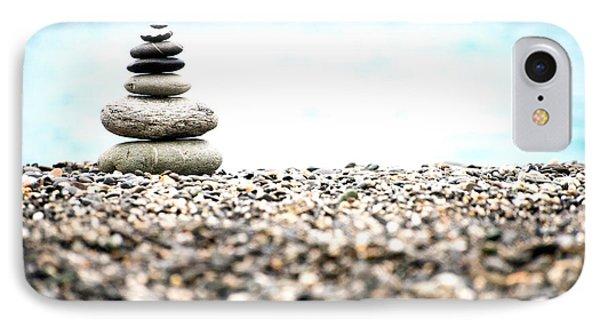 Pebble Stone On Beach IPhone Case