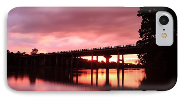 Pee Dee Sunset IPhone Case