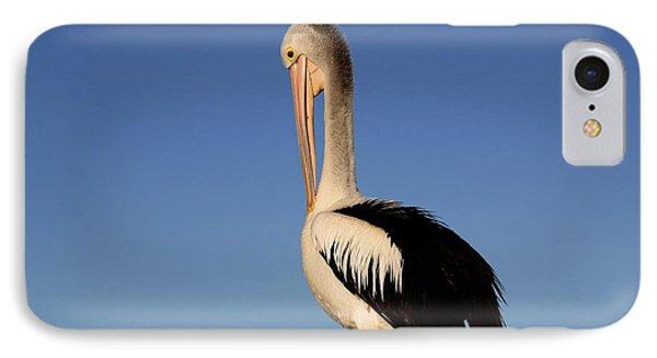 Pelican Alone IPhone Case