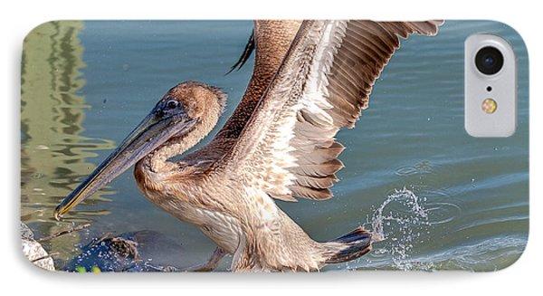 Pelican Jump IPhone Case