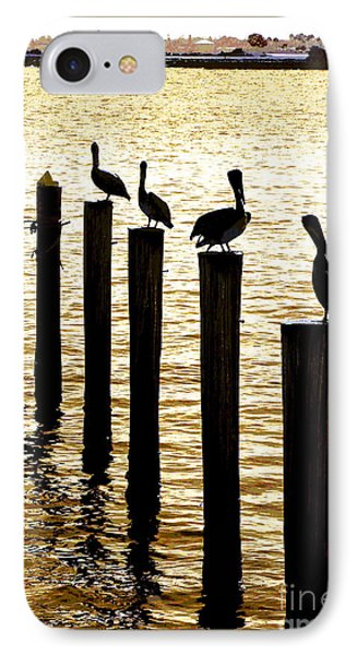 Pelican Patrol IPhone Case