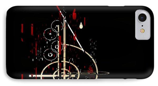 Penman Original - Untitled 96 IPhone Case