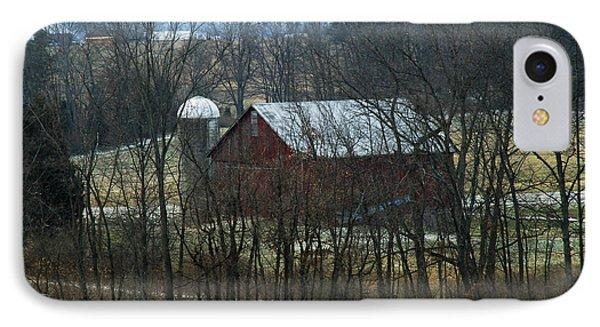 Pennsylvania Barn IPhone Case