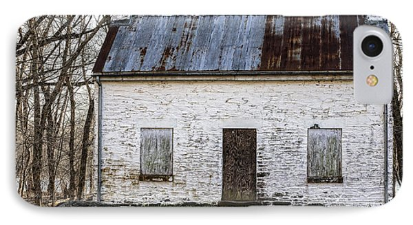 Pennyfield Lockhouse On The C And O Canal In Potomac Maryland IPhone Case