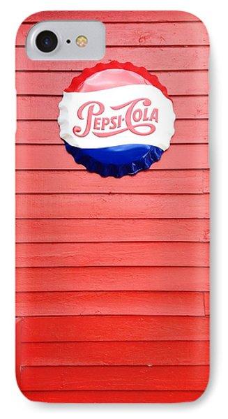 Pepsi-cola IPhone Case