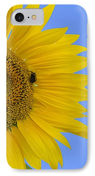 Perfect Half With Blue Sky IPhone Case