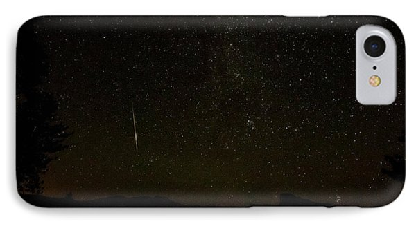 Perseid 2014 Washburn Point Yosemite IPhone Case