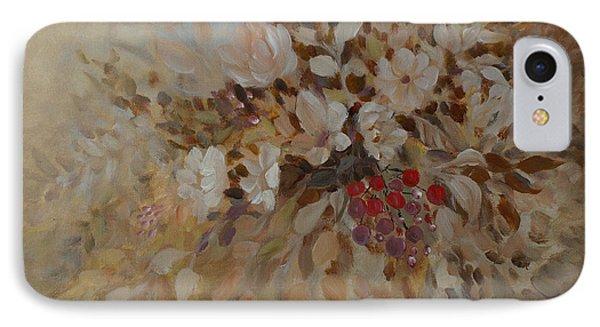 Petals And Berries IPhone Case