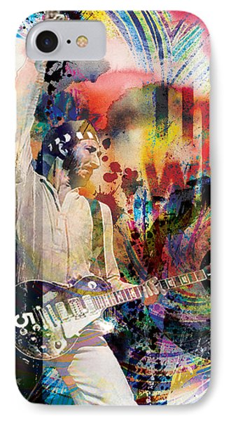 Pete Townshend - The Who  IPhone Case