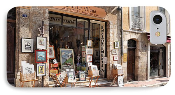 Petit Arts In France IPhone Case