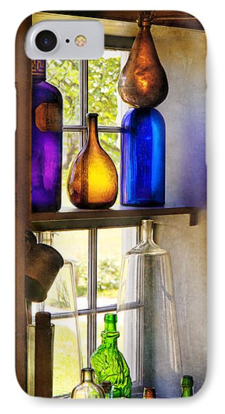 Pharmacy - Colorful Glassware  IPhone Case