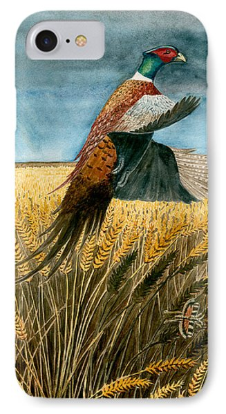 Pheasant Rising IPhone Case