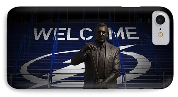 Phil Esposito Says II IPhone Case