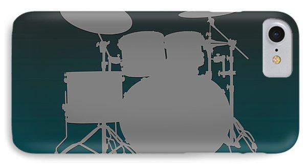 Philadelphia Eagles Drum Set IPhone Case