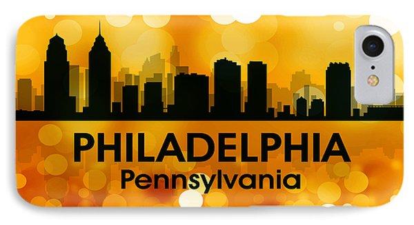 Philadelphia Pa 3 IPhone Case