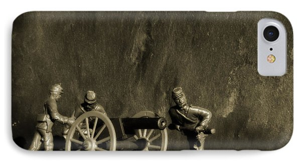 Photos From The Front Civil War Two IPhone Case