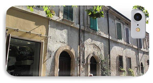 Piazza Garibaldi Cervia Ra Italia IPhone Case