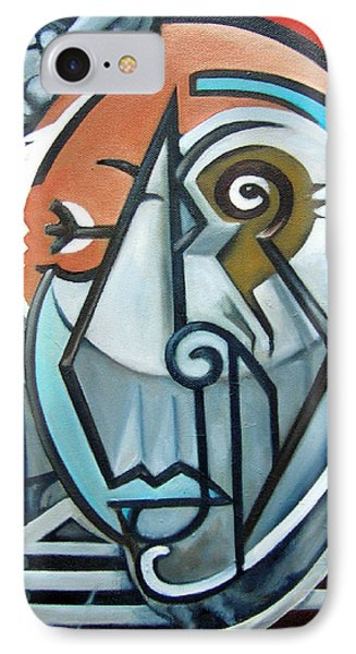 Picasso Bust IPhone Case
